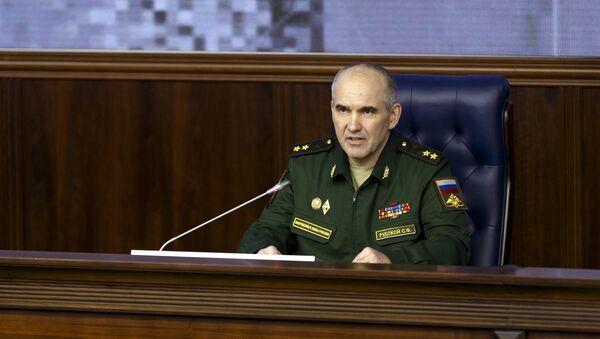 Sergey Rudskoy, capo del Direzione operazione dello stato maggiore - Sputnik Italia