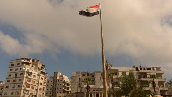 La bandiera siriana - Sputnik Italia