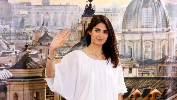 Virginia Raggi, sindaco di Roma - Sputnik Italia