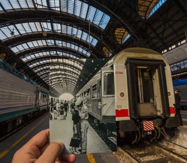 A volte ritornano, le foto delle modelle di Dior in URSS viste oggi - Sputnik Italia