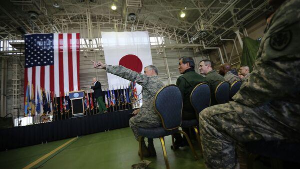 US military personnel / Japan - Sputnik Italia
