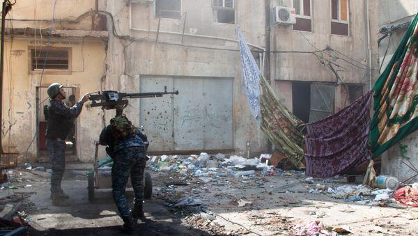Combattimenti nelle strade di Mosul - Sputnik Italia