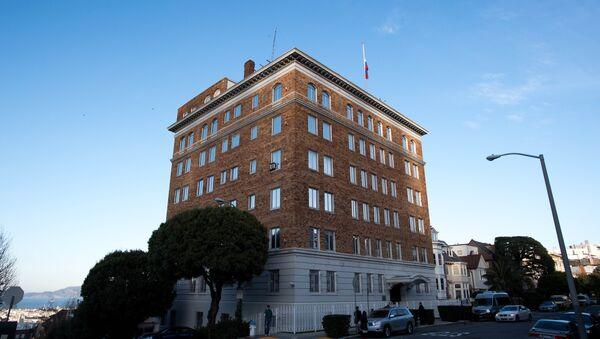 Consolato russo di San Francisco - Sputnik Italia