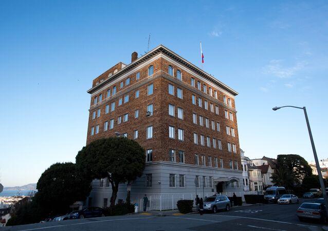 Consolato russo a San Francisco