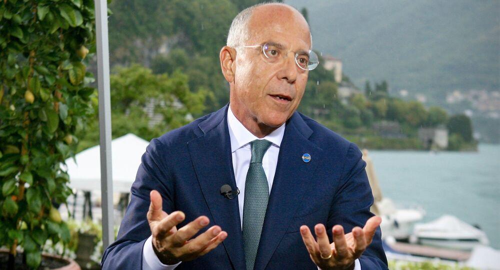 Francesco Starace, Ceo di Enel