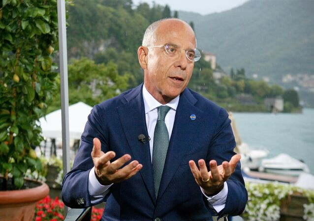 Francesco Starace, Ceo di Enel