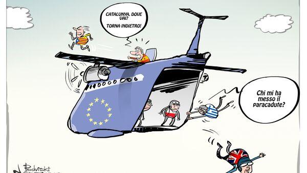 La Catalogna ha deciso di uscire - Sputnik Italia