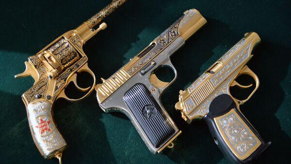 Pistole russe - Sputnik Italia
