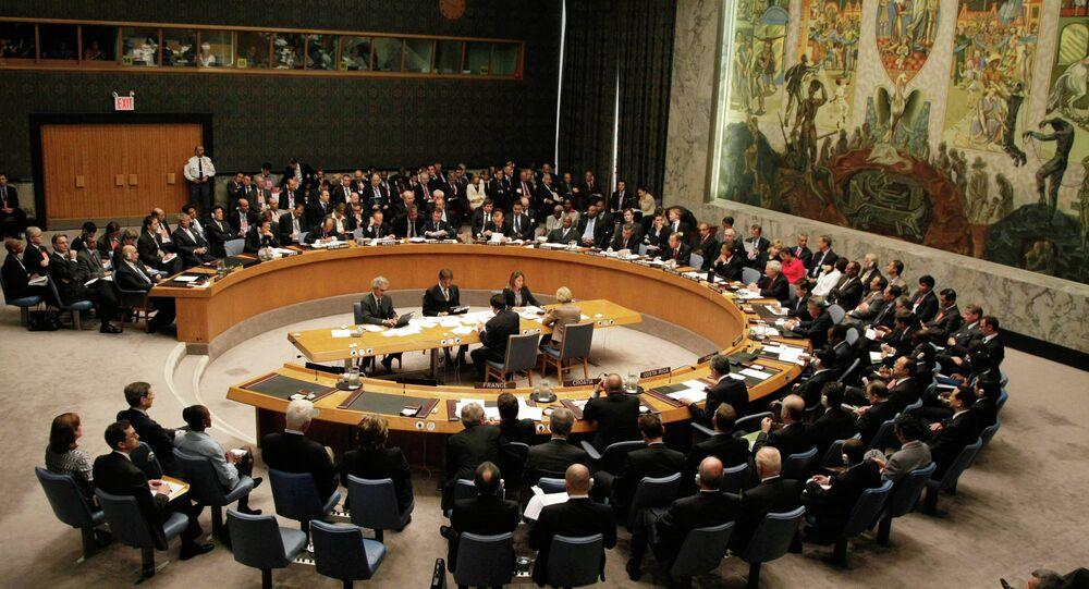 Consiglio Sicurezza ONU