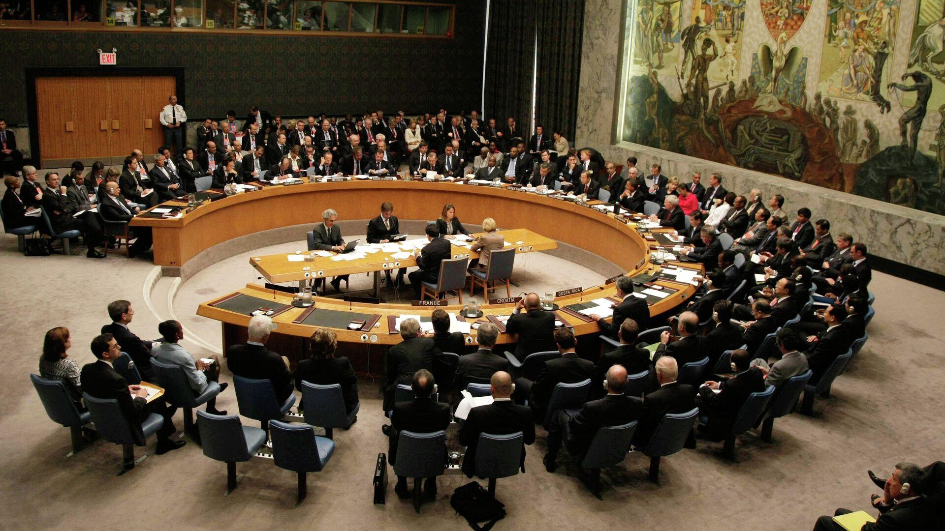 Consiglio Sicurezza ONU - Sputnik Italia, 1920, 31.08.2021