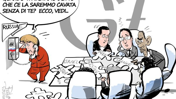 G7, Putin quanto ci manchi - Sputnik Italia