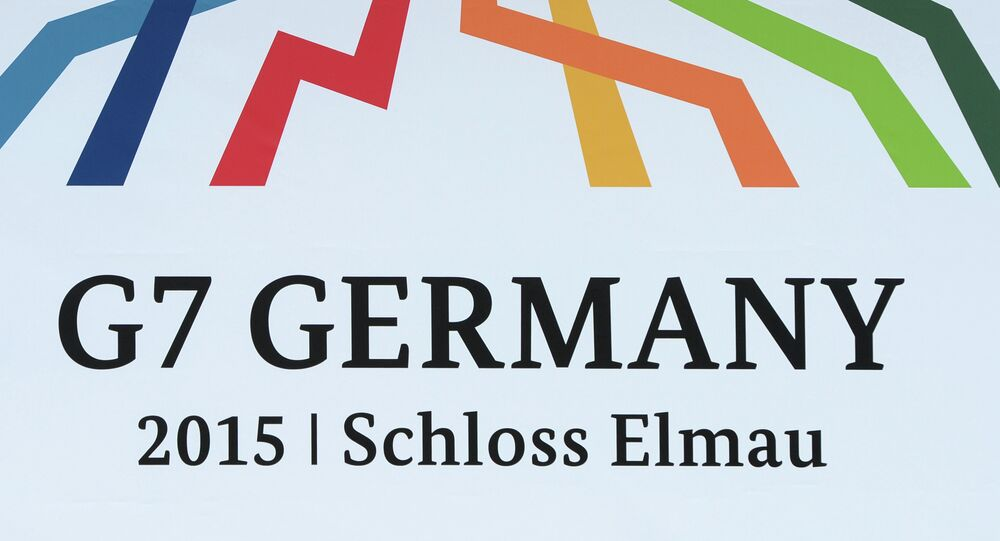 Summit G7 in Germania
