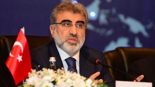 Ministro Energia Turchia Taner Yıldız - Sputnik Italia