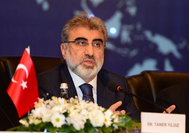 Ministro Energia Turchia Taner Yıldız