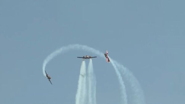 Lo show cielo olimpico a Sochi - Sputnik Italia