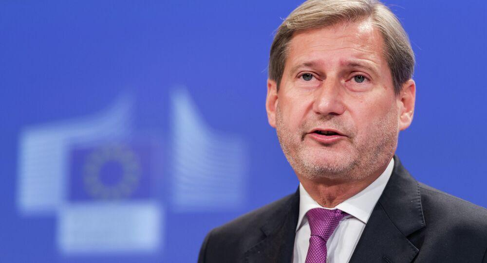 Commissario UE per la politica di vicinato e i negoziati per l'allargamento Johannes Hahn