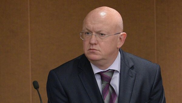 Russia's Deputy Minister of Foreign Affairs Vasily Nebenzya - Sputnik Italia