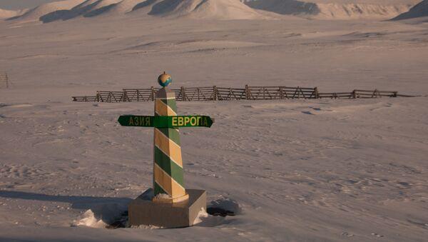 Il confine tra Asia ed Europa - Sputnik Italia
