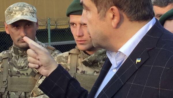 Mikheil Saakashvili - Sputnik Italia