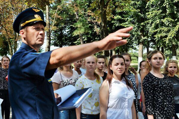 Altro che medicina, il test d'ingresso alla scuola piloti russa - Sputnik Italia