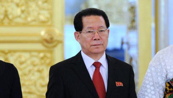Посол Корейской Народно-Демократической Республики Ким Хен Чжун - Sputnik Italia