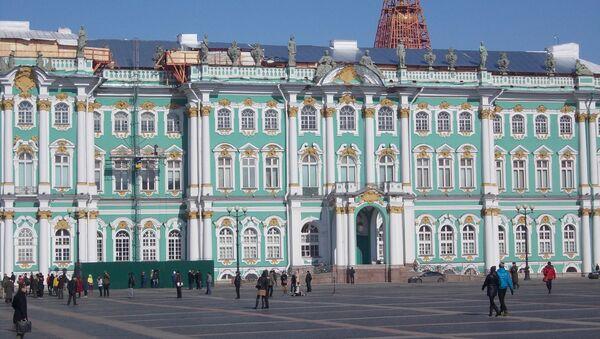 L'Ermitage di San Pietroburgo - Sputnik Italia