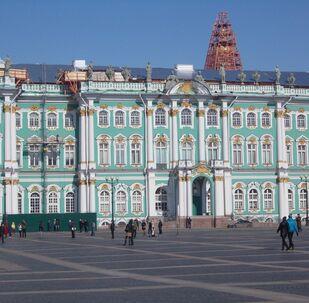 L'Ermitage di San Pietroburgo