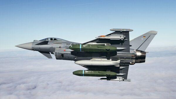 Eurofighter Typhoon - Sputnik Italia