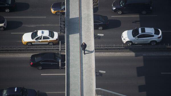 Un'autostrada a Pechino. - Sputnik Italia