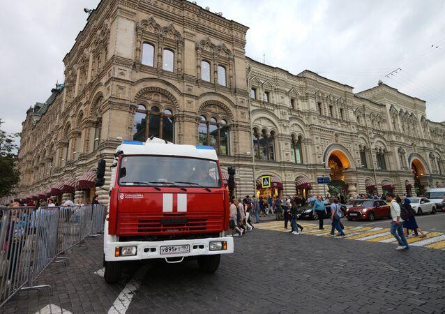 A Mosca controlli per le telefonate minatorie