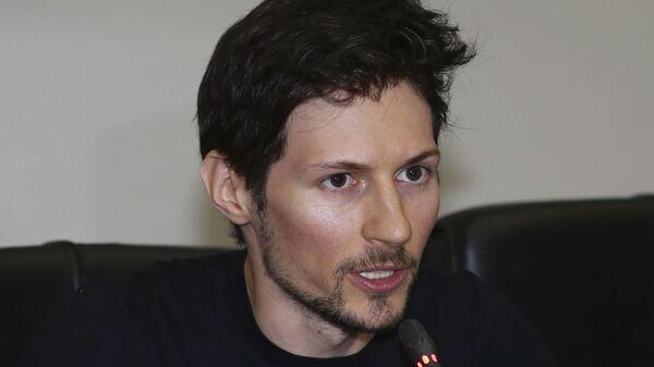 Создатель мессенджера Telegram Павел Дуров  - Sputnik Italia