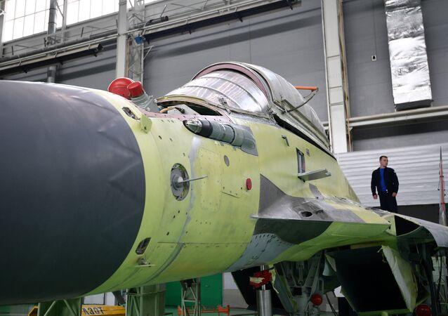 La produzione del MiG-29