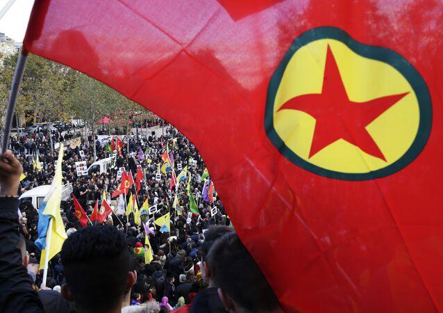 Bandiera del PKK