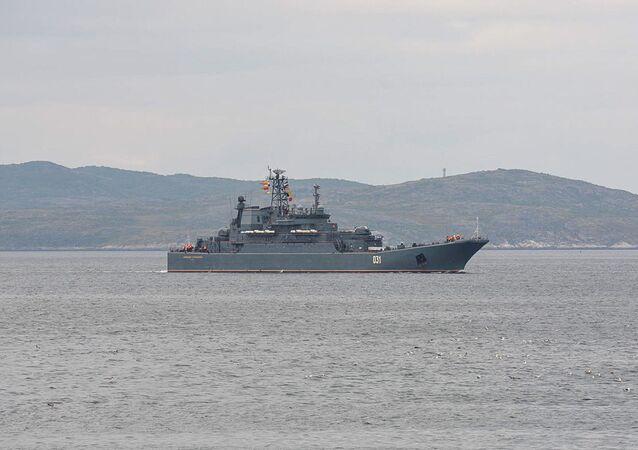 Nave militare russa