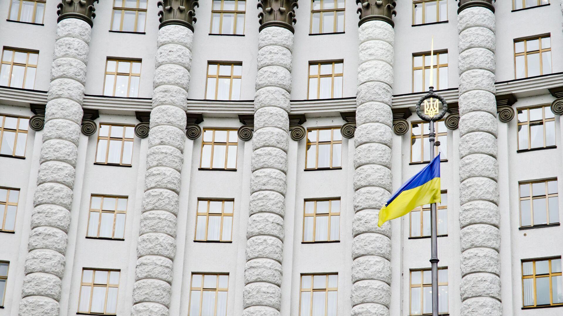 Palazzo del governo a Kiev - Sputnik Italia, 1920, 04.08.2021
