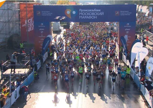 La maratona di Mosca