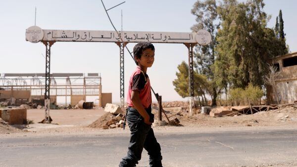 Bambino in Iraq - Sputnik Italia