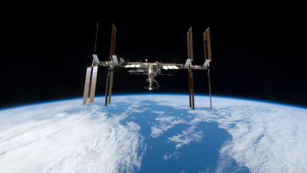 The International Space Station (ISS) uses a modular design first perfected by Soviet engineers in the 1980s. - Sputnik Italia