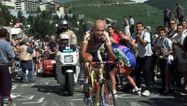 Marco Pantani - Sputnik Italia