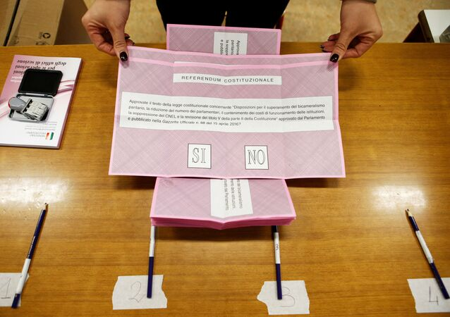 Referendum in Italia
