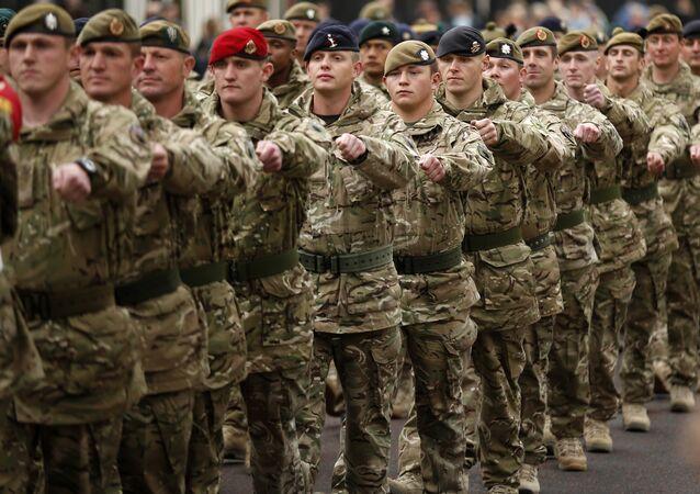 Soldati britannici