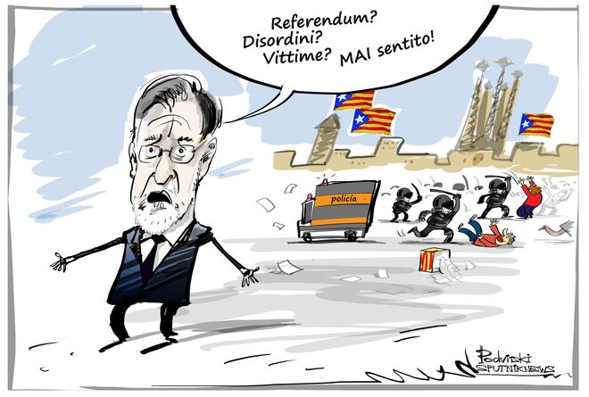 Referendum in Catalogna