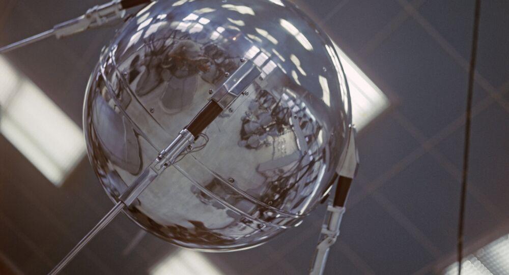 Sputnik-1, il primo satellite artificiale della Terra