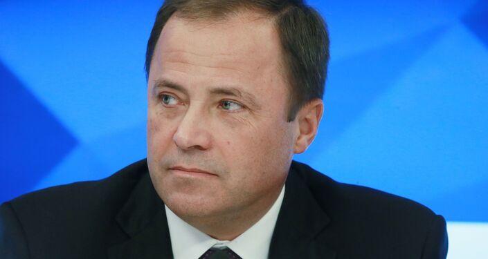 Igor Komarov, direttore generale di Roscosmos