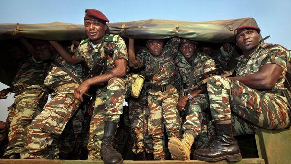 Soldati camerunesi - Sputnik Italia