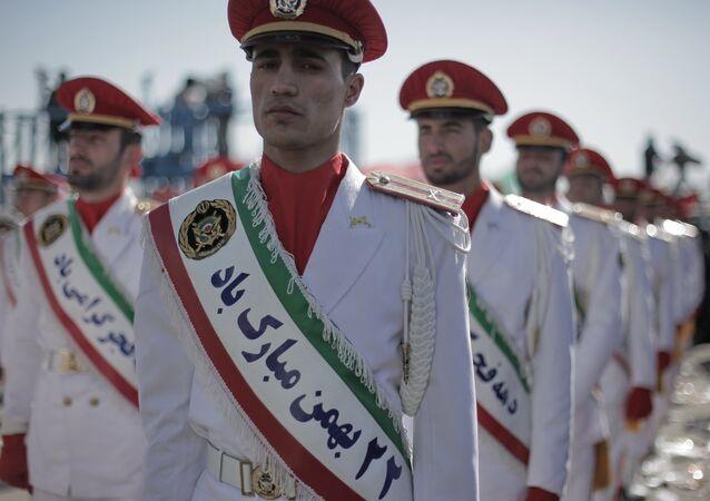 Soldati iraniani (foto d'archivio)