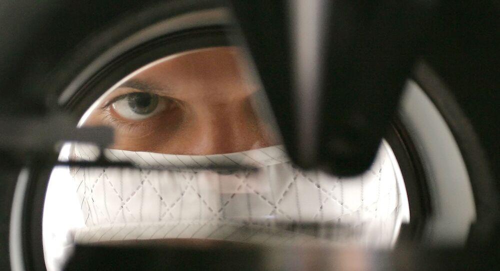 Un fisico-sperimentatore al lavoro
