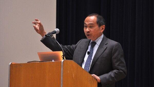 Francis Fukuyama, un politologo statunitense noto per essere l'autore del saggio politico del 1992 Fine della storia. - Sputnik Italia