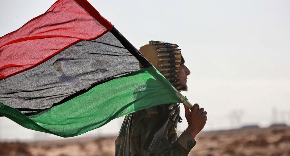 Combattente in Libia