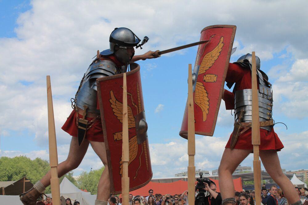 Гладиаторский бой